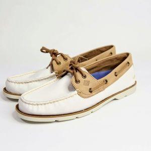 Sperry Top-Sider Leeward Chambray Boat Shoe